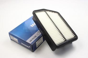 Фильтр воздушный i40 / IX 35 / Sportage New 10- (подходят 281133X000 - см.комм) MAF086 MANDO