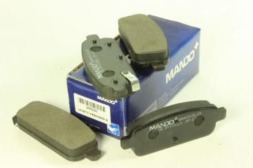 Колодки тормозные дисковые задние Cruze/Orlando/Mokka MPD31 MANDO