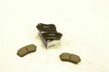 Колодки тормозные дисковые задние SprNew(Словакия)/Ceed/CeratoNew/Rio New(05-11) SP1187 HI-Q