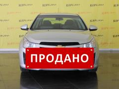 Фото 3 - Chevrolet Cruze I Рестайлинг 2014 г.