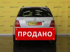 Фото 5 - Mercedes-Benz M-klasse II (W164) 2007 г.